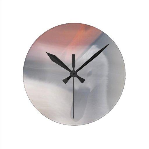Amor maternal relógios para paredes