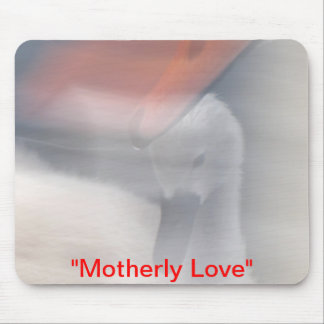 Amor maternal mouse pad