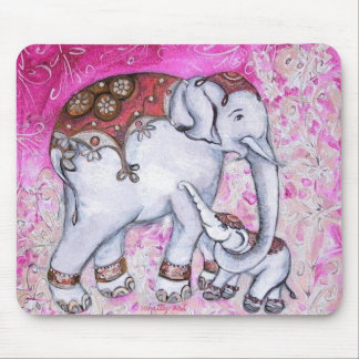 AMOR Mousepad do ELEFANTE