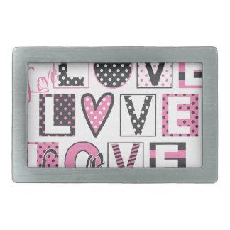 amor para o design do vintage do amor