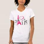 amor Paris Camisetas