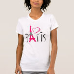 amor Paris T-shirts