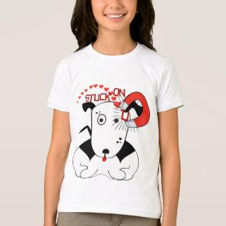 Amor Petey do pitbull bull terrier… Camiseta