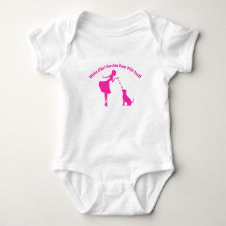amor pitty body para bebê
