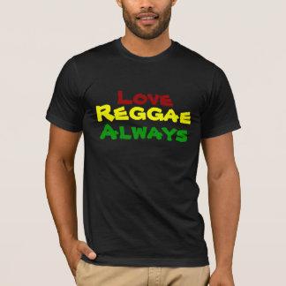Amor, reggae, sempre camiseta