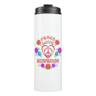 Amor Scrapbooking da paz