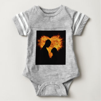 Amor sensual body para bebê