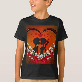 Amor sensual camiseta