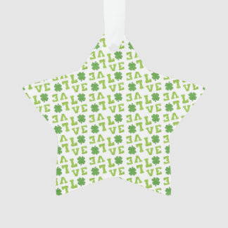Amor verde do trevo