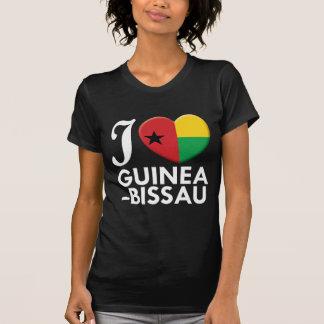 Amor W de Guiné-Bissau Tshirt