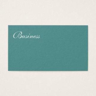 Amostra do negócio cartão de visitas