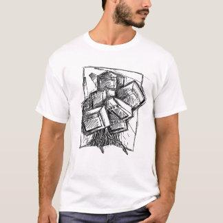 Ampère-Árvore Camiseta