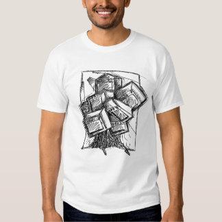 Ampère-Árvore T-shirt