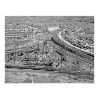 Ampliação feita sob encomenda da foto de Kodak da