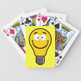 Ampola maluco baralhos para poker