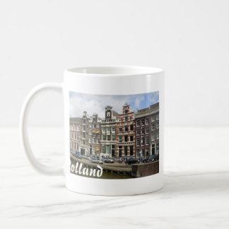 Amsterdão, Holland Caneca De Café