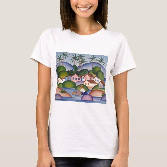 An Angler - tarsila do Amaral Camiseta