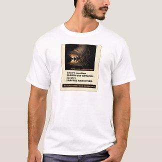 anagramas 6 do vício do fractal pelo fractalart camiseta