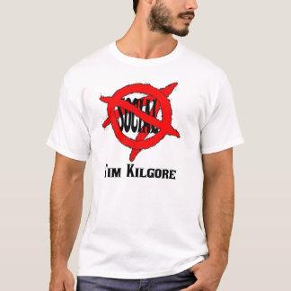 Anarquista anti-social de Tim Kilgore (luz) Camiseta