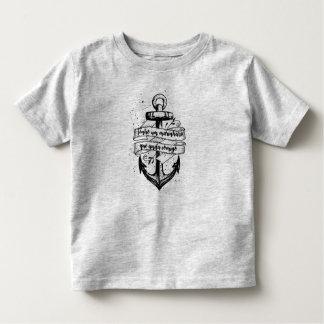 Ancora - marinheiro camiseta infantil