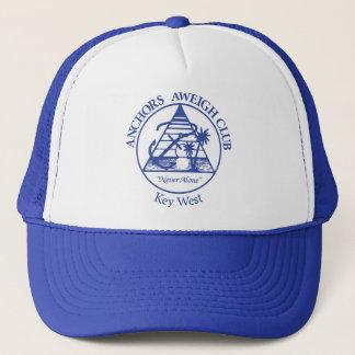 Âncoras Key West Aweigh - boné de beisebol