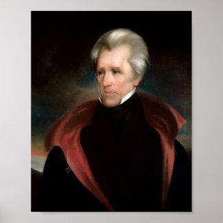 Andrew Jackson Pôster