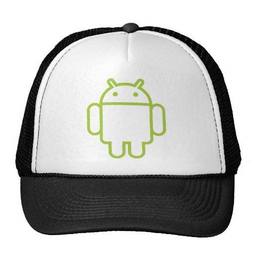 android bonés
