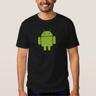 Android padrão t-shirt