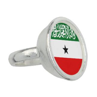 Anéis Com Fotos Bandeira de Somaliland