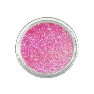Anéis Com Fotos Estilo cor-de-rosa do diamante