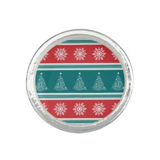 Anéis Com Fotos Feliz Natal