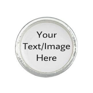 Anéis Com Fotos Produtos customizáveis