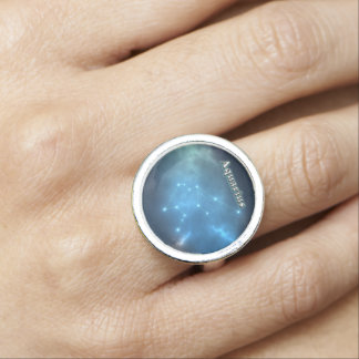 Anéis Constelação do Aquário