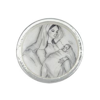 Anel Amor de mães