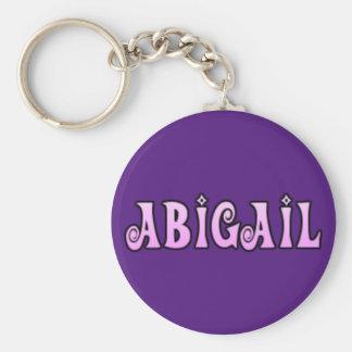 Anel chave de Abigail Chaveiro