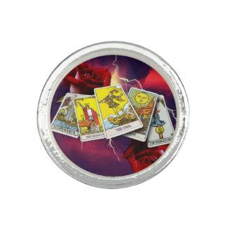 Anel do cartão de Tarot