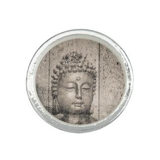 Anel Estilo de Buddha do vintage