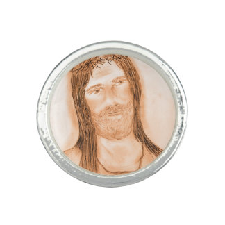 Anel Jesus na luz
