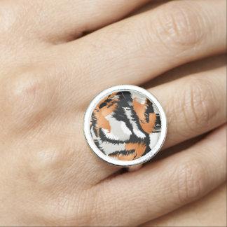 Anel Listras do tigre