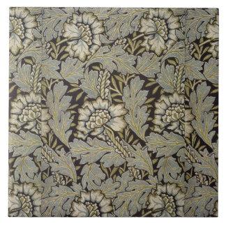 Anêmona 1876 de William Morris do vintage