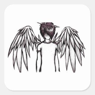 Angel Adesivo Quadrado