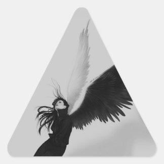 Angel Adesivo Triangular