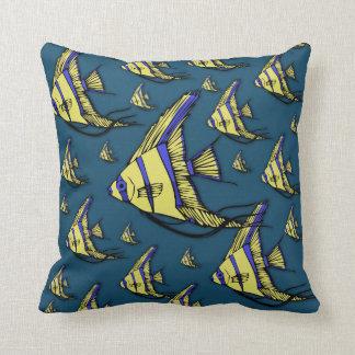 Angelfish #3 almofada