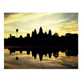 Angkor Wat, Cambodia - cartão