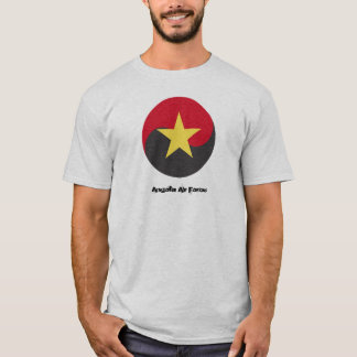 Angola Air Force roundel/emblem amazing t-shirt Camiseta