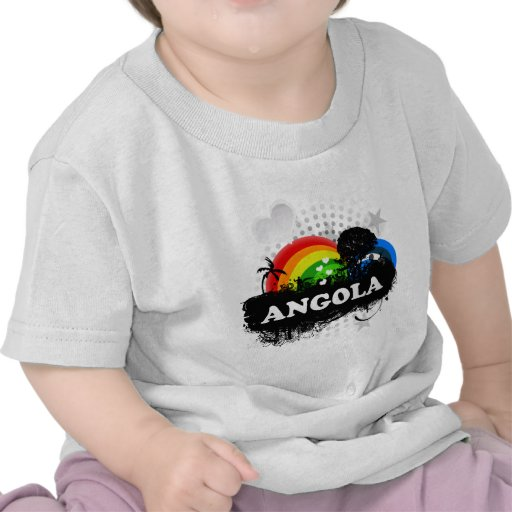 Angola frutado bonito
