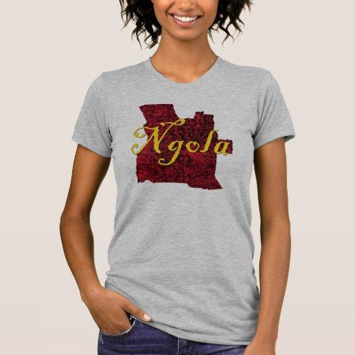 Angola Camiseta Regata