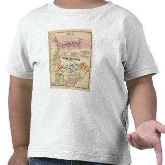 Angra branca da argila, Newark Camisetas