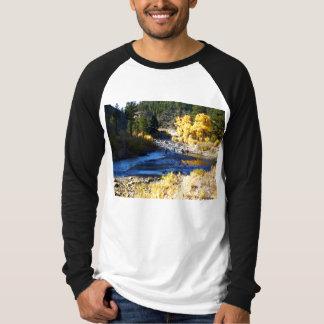 Angra brilhante t-shirt