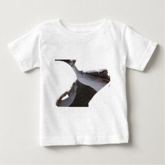 Angra congelada camiseta para bebê